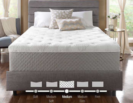 Novaform 14″ Serafina Pearl Mattress