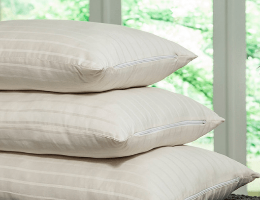 plushbed wool pillow