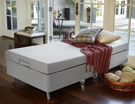 rollawy bed memory foam