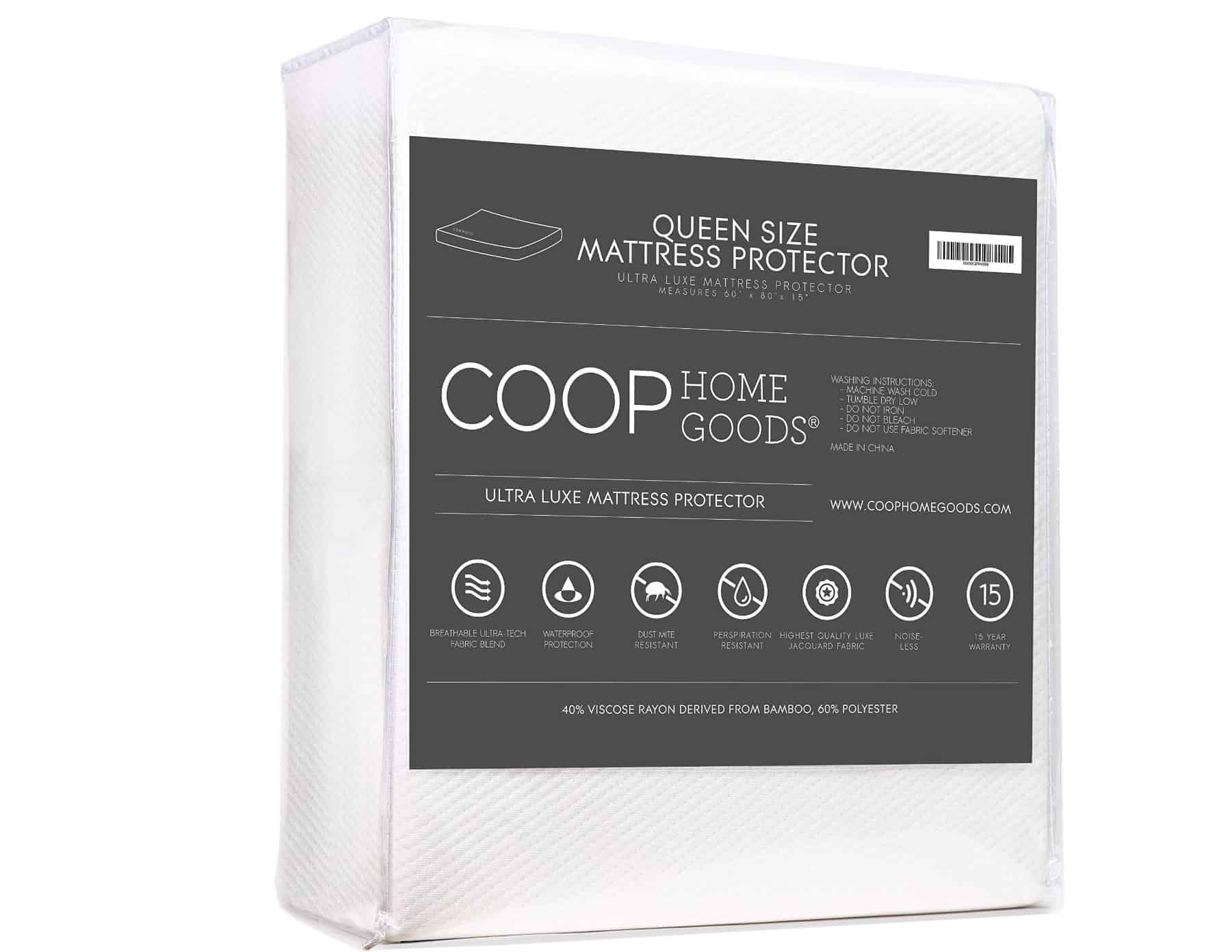 best fabric protector 2019 Best Mattress Protectors in 2019 (Compelet Guide)