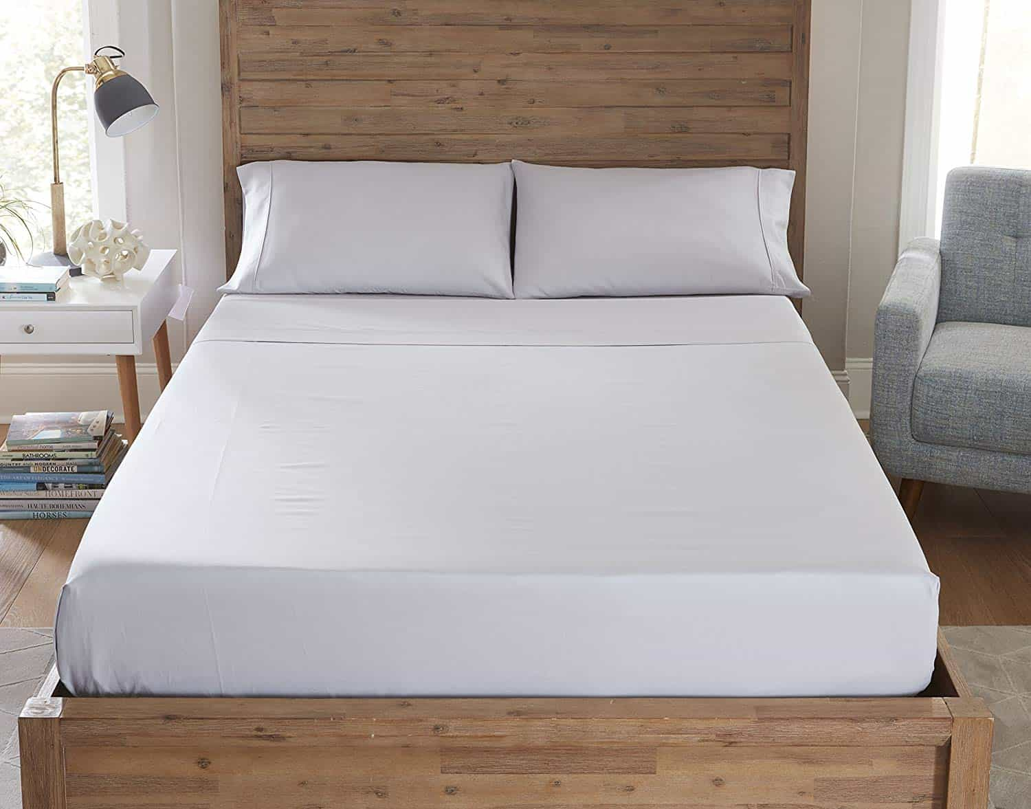 ghost bed cotton tencel