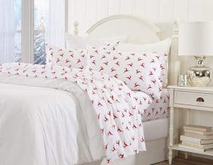 flannel sheet deep pocket
