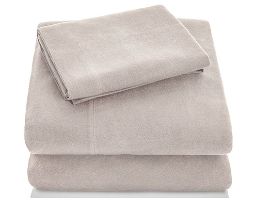 malouf flannel sheet